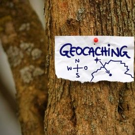 GPS-Geocaching